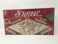 Milton Bradley Scrabble Crossword Game 1989 NEW Sealed