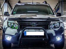 Schwarzer Frontschutzbügel Frontbügel Unterfahrschutz Dacia Duster (2010-2017)