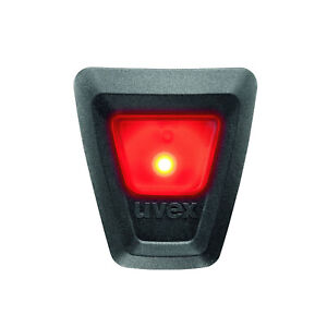 Uvex Plug-In LED XB 052 - Helmrücklicht (rot)