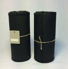 "Chalkboard Black Ribbon 5.5"" Wide 2 Spools Crafts Wedding"