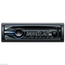 Sony CDX-GT550UI Car Player