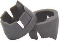NEW! Rage Replacement Shock Collar for Rage Hypodermic Trypan - Titanium c 35107