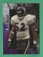 1998 Playoff Momentum Hobby Ray Lewis Baltimore Ravens #21 (KCR)