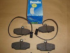 Jaguar XJS 3.6 Engine 1986 - 1987 To Chassis No 53361 571396B Rear Brake Pads
