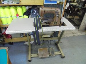 Industrial 3 thread Coverstitch Sewing Machine Union Special 52700