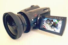 Canon VIXIA HV40 High Definition Camcorder + Extras