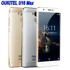 "Fingerprint 6.0"" OUKITEL U16 Max 32GB 4G Cellulare Android7.0 Octa Core 4000mAh"