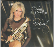 Cindy Bradley - Natural (2017) Factory Sealed NEW CD Free UK 1st Class P&P