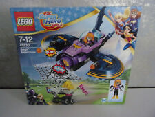 Lego DC Super Hero Girls Batgirl Batjet Chase 41230