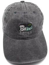 PURRMAID gray adjustable cap / hat - 100% cotton