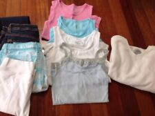 Girl's 8 Piece Lot Size 12 Clothing Justice,Old Navy, Mossimo Spring Summer