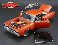 "1:18 GMP / ACME 1970 Plymouth Road Runner ""Fast and Furious 7""   Lmtd.Edition"