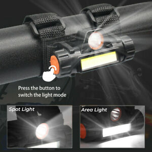 LED Light Strong Lighting Working Lamp For Motorcycle UTV 1.5-2.0in Roll Cage