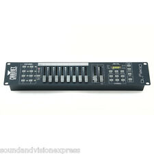 Chauvet Obey 10 DMX Lighting Controller DJ Stage Light Control 128 Channels