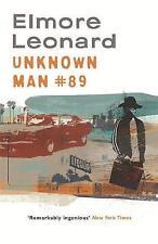 Unknown Man Number 89, Leonard, Elmore, New Book