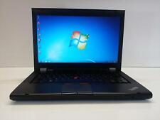 Lenovo Thinkpad T430 Windows 7 Laptop i5 3rd Gen 2.6Ghz 8Gb 240Gb SSD Warranty