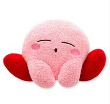 Kirby's Dream Land Fuwafuwa Motto BIG Plush Sleeping