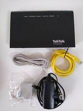 Huawei HG633 TalkTalk Inalámbrico Doble Banda 2.4/5Ghz Modem Router de banda ancha