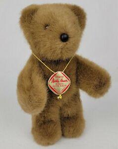 "Original Kathe Kruse Teddy Bear Modell Hanne Kruse 8"" Germany W/ Tag Brown"