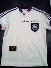 Maillot allemagne Vintage adidas euro 96 football  jersey deutchland RFA