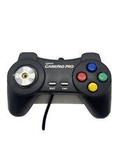 Gravis Gamepad Pro PC Computer USB Plug and Play Controller Black (42111)