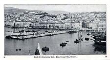 Triest Guiseppina-Mole  Historische Aufnahme von 1915