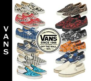 VANS Infant Toddler Baby Old Skool SlipOn Authntic Hard to Find Pair Shoes AS IS