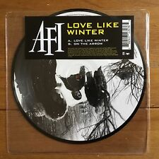 """Afi - Love Like Winter 7""""  Picture Disc"""
