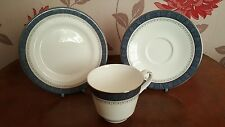 Royal Doulton Sherbrooke Trio Cup Saucer & Side Plate    (pt32)