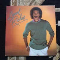 Lionel Richie Self Titled LP Vinyl Record Motown Records Used Vintage 1982