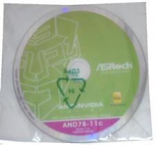 original Treiber ASRock K10N78M Pro *4 CD DVD OVP NEU Windows XP Vista 7 K10N78