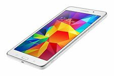 Samsung Galaxy Tab 4 SM-T230 8GB Wi-Fi Android 7-Inch BT 2x Camera Tablet- White