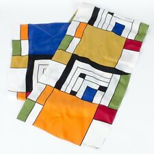 Frank Lloyd Wright Collection Geometric Silk Scarf