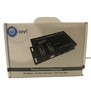 ONN Remote Control IR Repeater-ONB17AV006E NIB