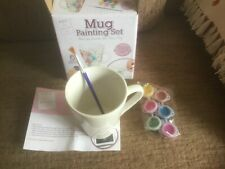 Mug Painting Set - New and Boxed - decorate your own mug