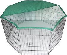 Cage noirs pour lapin pour petit animal et rongeur