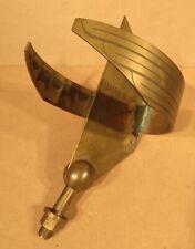 Vintage Brass Sun Dial With Rubaiyat of Omar Khayyam Quote