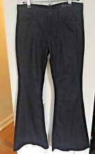 7 For All Mankind Bellbottom Jeans (wide leg flare) Sz 28