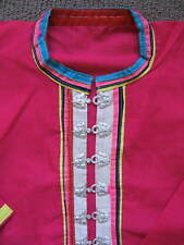 , Northern Laos Tai Dam ladies blouse