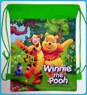 Brand new Pooh Bear Tigger Library kids Swim Beach drawstring Bag