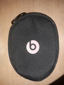 beats Headphones Soft Carry Pouch Rose Gold b