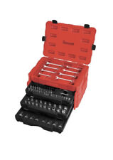 ✅232-Piece CRAFTSMAN Mechanics Tool Set + Case, Standard (SAE) and Metric