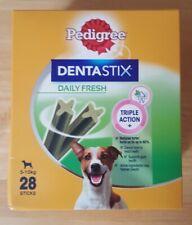 Pedigree Dentastix Fresh Small Dog (5-10kg) Dental Chews 28 Sticks