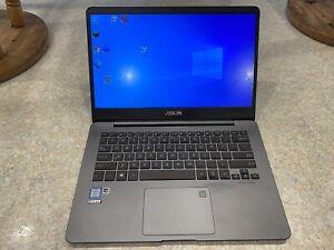 "ASUS ZenBook 14 Laptop - 14"" Full HD, 8th gen Core i7-8550U, 16GB RAM, 512GB SSD"