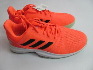 Adidas CourtJam Bounce Tennis EF2478  man orange  shoes  Brand  New