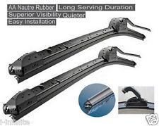 Ford F250 F350 (01-07) Windshield Wiper Blades/Complete Flex Blades 22/22