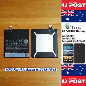 GENUINE HTC Desire E9+ 828 830 ONE A53 A55 Battery BOPJX100 2800mAh Local Seller