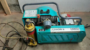 Bauer Compressor Junior II Electric Drive