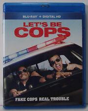 Let's Be Cops Blu-ray - great condition! No digital copy