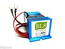 BLS-48N Battery Desulfator/Rejuvenator 48V Electric Golf Carts  EzGo Club Car